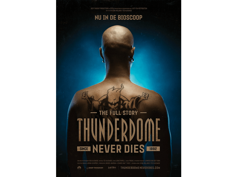 Thunderdome Never Dies - Blu-ray