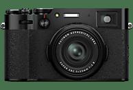 FUJIFILM X100V Kompaktkamera Schwarz, 26.1 Megapixel, Festbrennweite opt. Zoom, LC, WLAN