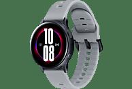 SAMSUNG  Galaxy Watch Active2 40 mm Smartwatch Aluminium, Fluorkautschuk, S/M, Mod Gray