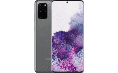MediaMarkt-SAMSUNG Galaxy S20 Plus - 128 GB Dual-sim Grijs 5G-aanbieding