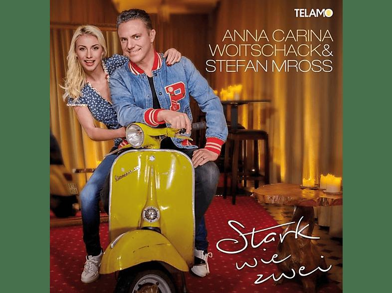 Woitschack, Anna-Carina / Mross, Stefan - Stark wie zwei [CD]