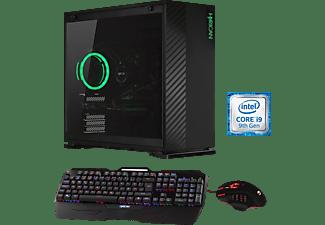 HYRICAN ALPHA 6492, Gaming PC mit Core™ i9 Prozessor, 32 GB RAM, 1 TB SSD, Geforce RTX 2080 SUPER, 8 GB
