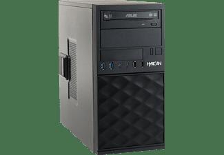 HYRICAN CTS00680, Desktop PC mit Ryzen 5 Prozessor, 16 GB RAM, 1 TB SSD, Radeon RX Vega 11