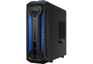 MEDION ERAZER® Bandit E10 (MD34647), Gaming PC mit Core™ i5 Prozessor, 16 GB RAM, 512 GB SSD, GeForce® GTX 1650, 4 GB