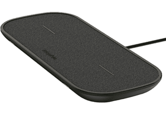 MOPHIE Dual Wireless Charging Pad EU - Black