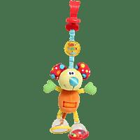 PLAYGRO Klipp Klapp Maus Spielzeug Mehrfarbig