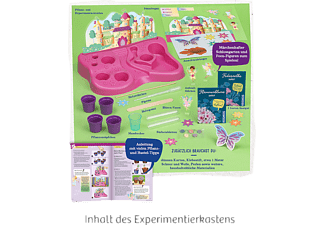 KOSMOS Feen-Garten Experimentierkasten, Mehrfarbig