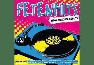 VARIOUS - Fetenhits NDW Maxi Classics-Best Of  - (CD)