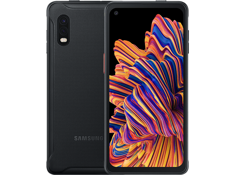 SAMSUNG Smartphone Galaxy XCover Pro Zwart (SM-G715FZKDE48)