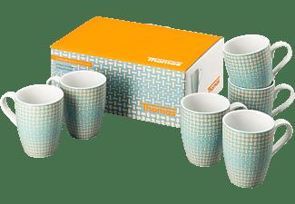 THOMAS PORZELLAN 69130-321514-29214 Colour Game Pastel 6-tlg. Becher-Set Mehrfarbig