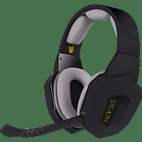 STEALTH Stealth Multi Format Stereo Headset - Hornet Gaming Headset Schwarz/Grau/Gelb