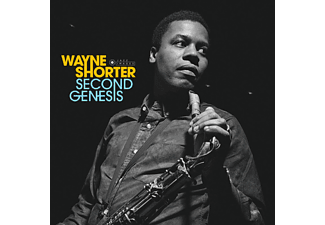 Wayne Shorter - Second Genesis (High Quality) (Vinyl LP (nagylemez))
