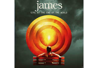James - Girl At The End Of The World  - (CD)