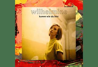 Wilhelmine - KOMM WIE DU BIST (EP)  - (Vinyl)