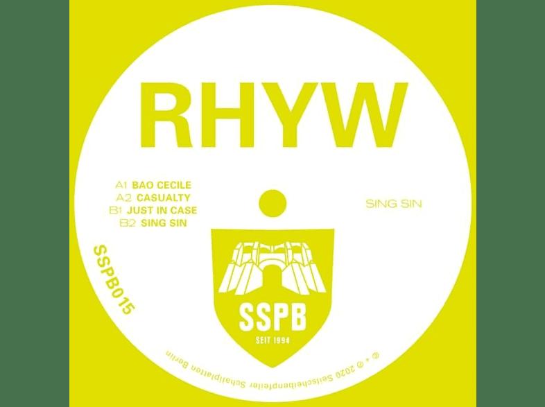 Rhyw - Sing Sin (Ltd.Edition) [Vinyl]