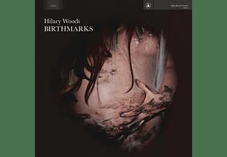 Hilary Woods - Birthmarks (Dark Red)  - (Vinyl)