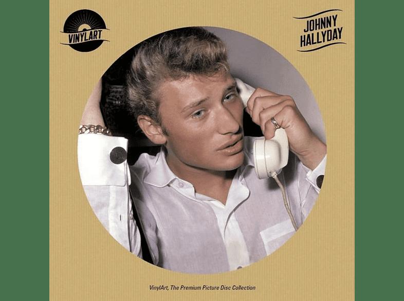 Johnny Hallyday - VinylArt,The Premium Picture Disc Collection [Vinyl]
