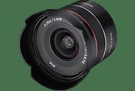 SAMYANG AF 18 mm- f./2.8  (Objektiv für Sony E-Mount, Schwarz)