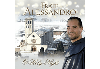 Frate Alessandro - O Holy Night (Bonus Tracks) (CD)