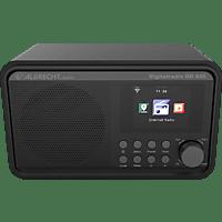 ALBRECHT DR 490 Internetradio, DAB+, DAB, Internet Radio, FM, BluetoothJa, Schwarz