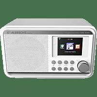 ALBRECHT DR 490 Internetradio (Weiss)