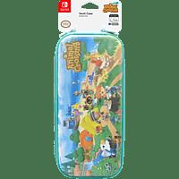 HORI Animal Crossing Premium Tasche(Switch&Switch Lite) Tasche, Mehrfarbig