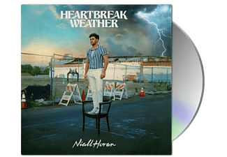 Niall Horan - HEARTBREAK WEATHER(LTD.DEL CD