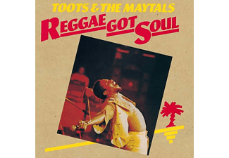 Toots & The Maytals - Reggae Got Souls Vinyle