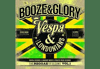 Booze & Glory - Vespa & Londonians-The Reggae Session Vol.1 (2019)  - (Vinyl)