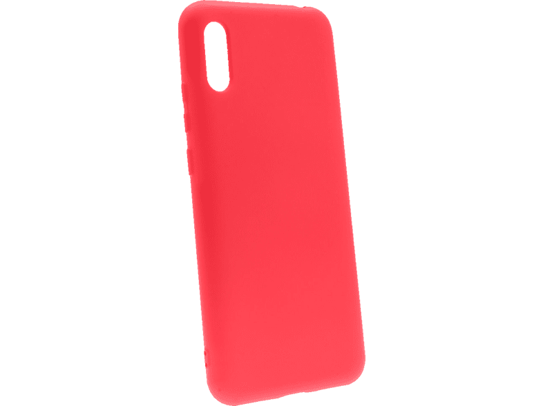 AGM 29814 , Backcover, Huawei, Y6 (2019), Thermoplastisches Polyurethan, Rot