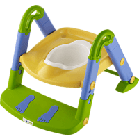 ROTHO Toilettentrainer 3 in 1 Babypflege Mehrfarbig