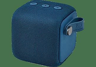 FRESH N REBEL Rockbox Bold Bluetooth Lautsprecher, Dunkelblau, Wasserfest
