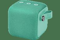 FRESH N REBEL Rockbox Bold S Bluetooth Lautsprecher, Türkis, Wasserfest