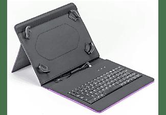 Funda Tablet Teclado Maillon Universal Urban Unicorn Keyboard USB - type C