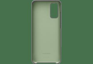SAMSUNG Silicone Cover, Backcover, Samsung, Galaxy S20, Grau