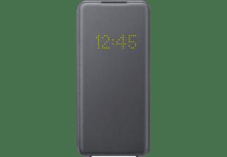 SAMSUNG LED View Cover, Bookcover, Samsung, Galaxy S20 Ultra, Grau