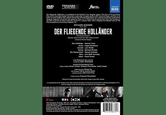 Samuel Youn, Ingela Brimberg, Lars Woldt, Bernard Richter, Manuel Günther, Pavel Strasil, Les Musiciens Du Louvre, Ann-beth Solvang - Der fliegende Holländer  - (DVD)