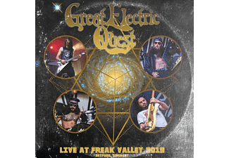 Great Electric Quest - LIVE AT FREAK VALLEY  - (Vinyl)