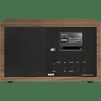 IMPERIAL DABMAN d35 DAB+ Radio, DAB+, FM, BluetoothNein, Holzoptik