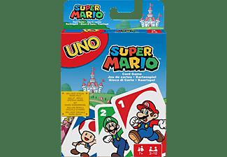 MATTEL UNO Super Mario Kartenspiel Mehrfarbig