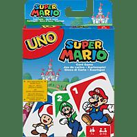 MATTEL UNO Super Mario Kartenspiel, Mehrfarbig