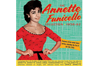 Annette Funicello - The Singles And Albums Collection 1958-62 [CD]