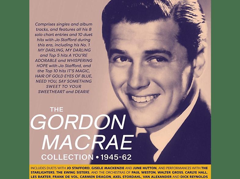 Gordon Macrae - The Gordon MacRae Collection 1945-62 [CD]