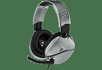 TURTLE BEACH Headset Recon 70 silber für Switch Xbox, PS4, PC