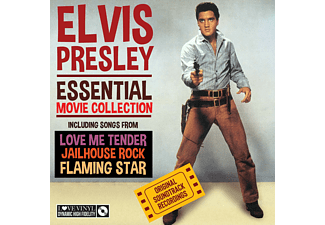 Elvis Presley - Essential Movie Collection (Vinyl LP (nagylemez))