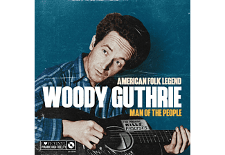 Woody Guthrie - Man Of The People - American Folk Legend (Vinyl LP (nagylemez))