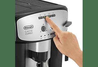 DE LONGHI Kaffeevollautomat ESAM 2800.SB CAFFE CORSO SILBER/SCHWARZ
