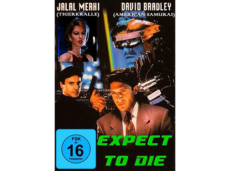 Expect To Die [DVD]