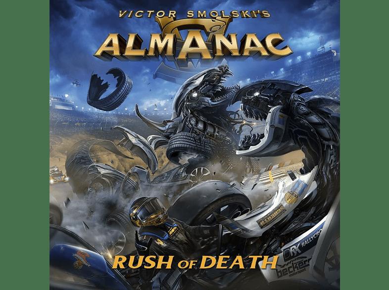 Almanac - Rush Of Death (Ltd.Gtf.Vinyl black) [Vinyl]