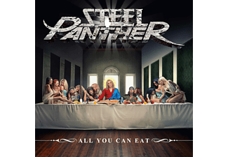 Steel Panther - All You Can Eat (Vinyl LP (nagylemez))